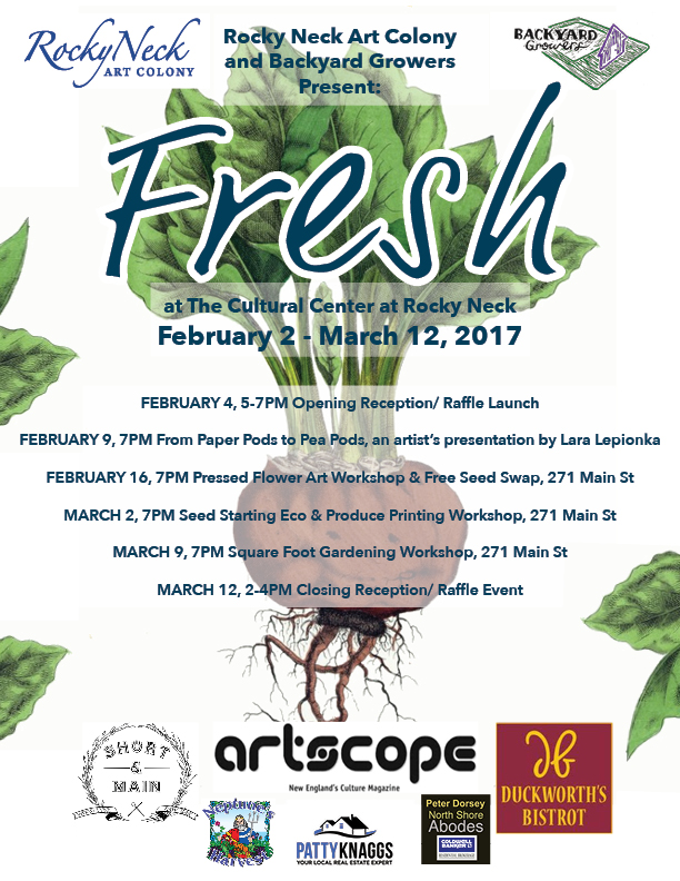 Fresh Exhibition And Events W Backyard Growers