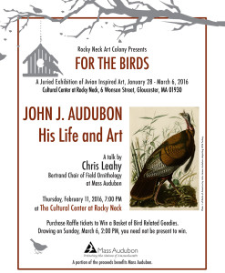 """John J. Audubon His Life and Art"""