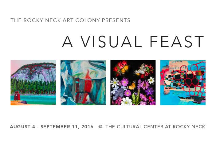 A Visual Feast, August 4 - September 11, 2016